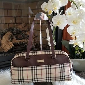 Authentic Burberry bag...